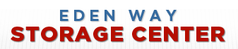 Eden Way Storage Logo